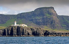 Lighthouse at Neist Point, Isle of Skye