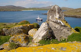 Cruising the Monach Isles Outer Hebrides