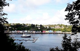 Tobermory September private cruise charter