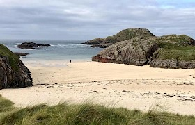 A walk on Iona, September cruise