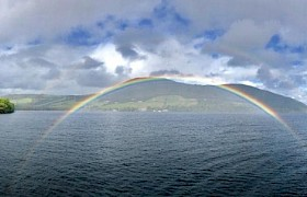 Rainbow September cruise