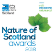 Nature of Scotland Awards 2018